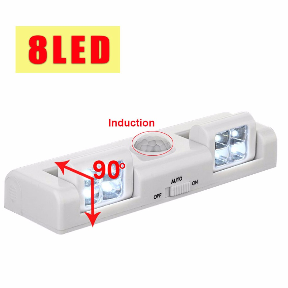Lighting Basement Washroom Stairs: Aliexpress.com : Buy Jiaderui Wireless PIR Motion Sensor