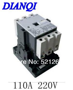 цена на CJX1 3TF CJX1-110/22 3TF50 3tf50-220v contactor ac 220V 110A 50HZ/60HZ Original