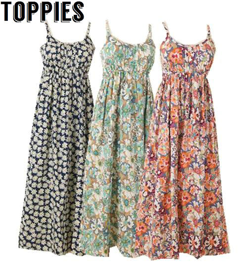 2019 Summer Women Sleeveless Spaghetti Strap Long Dress Mori Girls Beach Floral Dress Retro Dress vestidos longos de verao