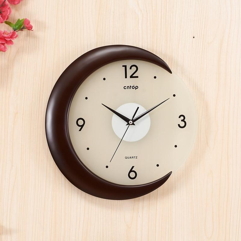 Saat clock reloj wall clock relogio de parede horloge - Reloj pared adhesivo ...
