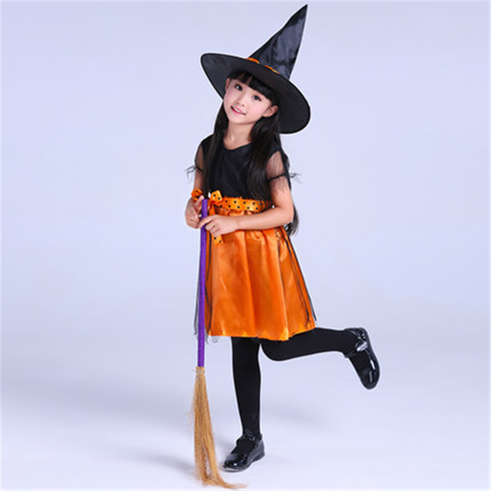 aliexpress com buy halloween costumes girl black fly witch costume
