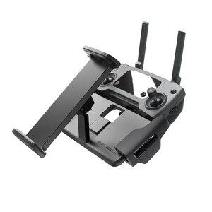 Image 2 - PGYTECH สำหรับ DJI Mavic MINI AIR 2 Pro ZOOM Spark รีโมทคอนโทรล 7 10 Pad ผู้ถือโทรศัพท์มือถือแบนวงเล็บ tablte stander