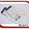 Cubierta de la pantalla frontal exterior lente de cristal del panel táctil para iphone 4/5/6 Plus/6 S Plus 7G 7 Plus Negro Blanco Reparación de Piezas de Reemplazo