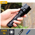 Factory Led Flashlight Direct Cree Xml T6 Super High Power Lamp Lanterna Bike Flash Work Light 18650 Lantern Torch Flashlight