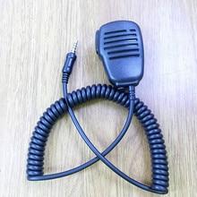honghuismart Handfree mic shoulder speaker for Yaesu VX6R,VX7R,VX177,VX170 FT270R,FT277R VX460 etc walkie talkie with 3.5mm jack