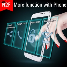 JAKCOM N2 Smart Nail Sticker No Charge Required NFC Smart Wearable Gadget 3D Design Tattoo N2F/N2M/N2L Nail Brush Pen