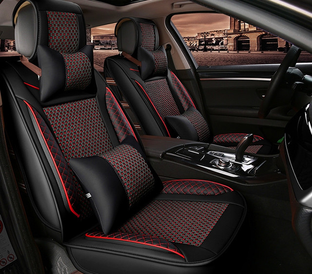 Best Quality Full Set Car Seat Covers For Toyota CH R 2017 Durable Comfortable