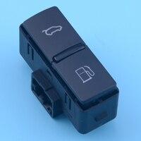 CITALL 4L1 959 833 4L1959833 5PR Car Trunk Boot Lid Fuel Flap Unlock Release Switch Button Fit for Audi Q7 2007 2008 2009