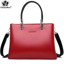 Luxury Women Handbags Designer 2019 Elegant Tote Bag Large Capacity Ladies Hand Bags Pu Leather Crossbody for