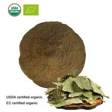 Сертифицированный USDA и EC органический экстракт эпимедии 10:1 icariin органический экстракт роговой козы 10:1