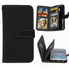 Роскошный кошелек Card Солт чехол для Samsung A7 2017 Case кожаный бумажник Стенд чехол для Samsung Galaxy A7 2017 A720 A720F случае