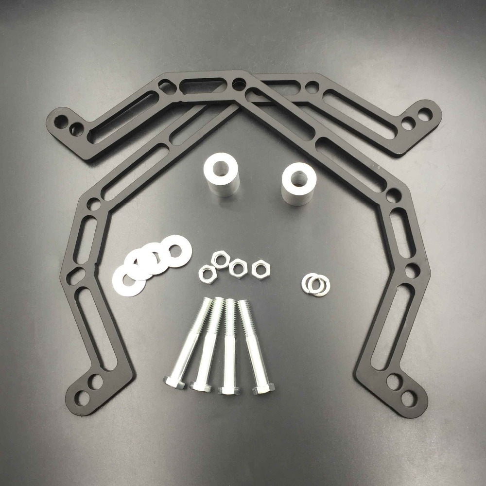 ФОТО Aftermarket free shipping motor 2003-2007  Lowering Kit Lowers Front Suspension 4