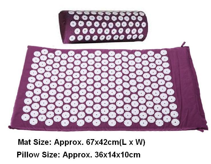 இМассажер (appro.67*42 см) Массажная ① подушка подушка ...