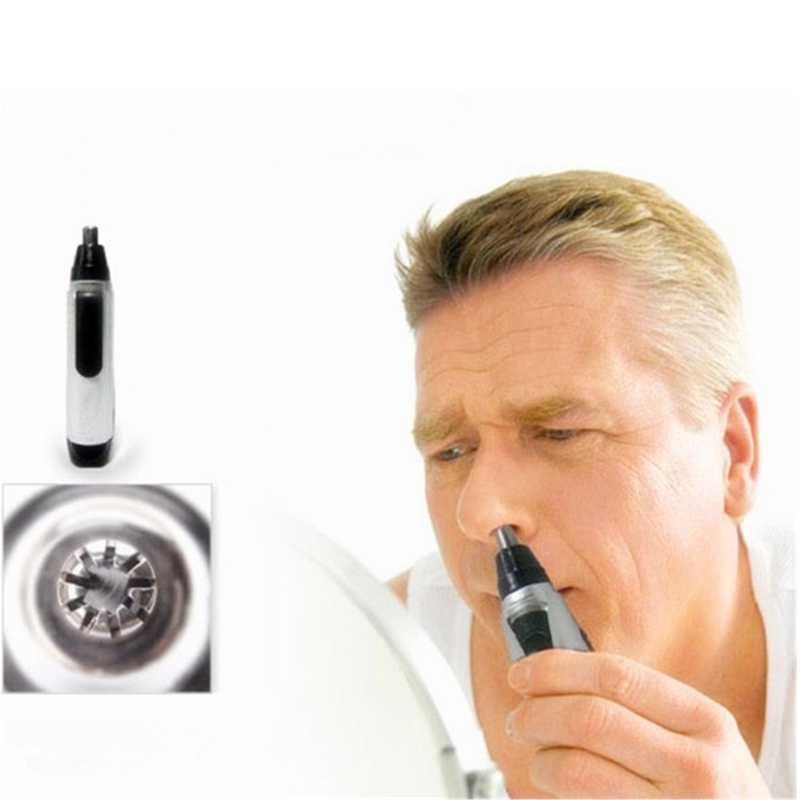 Электрический уха Нос волос триммер для бровей удалить Clipper тример для носа и ушей бровей,тонкой настройки брови носы и ушей Триммер для носа женщин бритва нос машинки для стрижки волос Отслеживание логистики 11.11