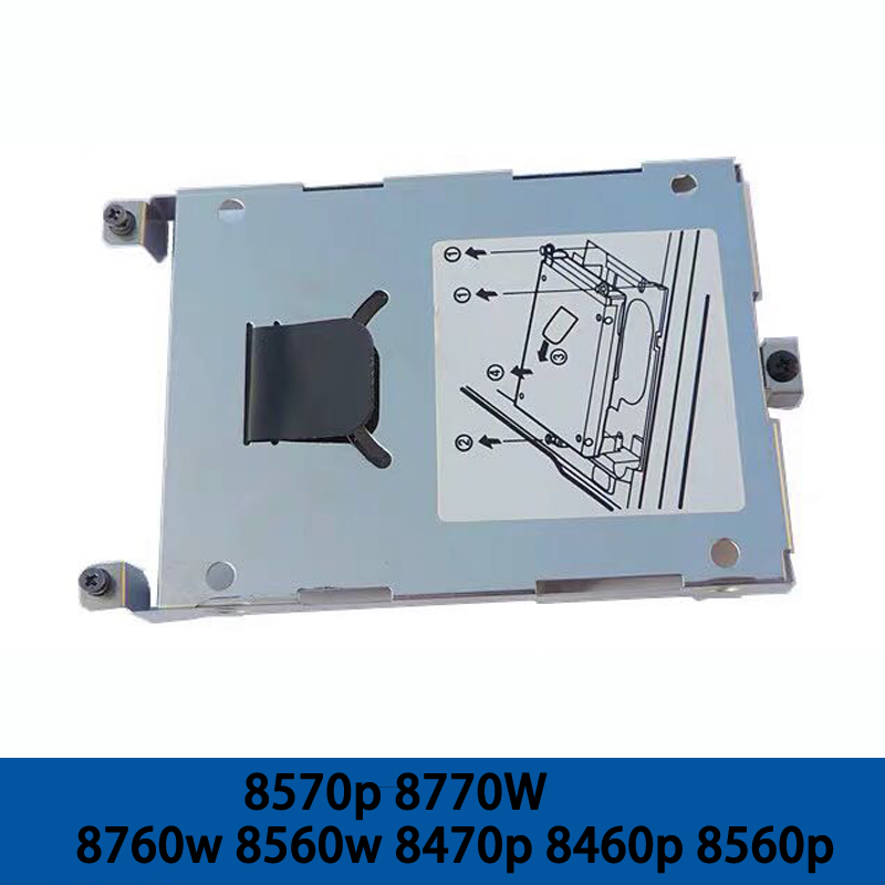 Brand New Hard disk Drive Caddy Cover For HP EliteBook 8460P 8470W 8560W 8570w 8560p 8570p 8760W <font><b>8770W</b></font> Hdd Bracket image