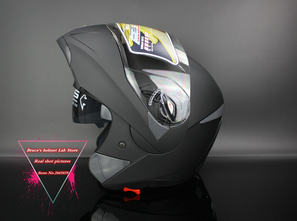 NEW ARRIVE Motorcycle Open Face Helmets Motorcycle Helmet Turning Inner Shading Mirror Everybody Affordable Safe Full Face Helme