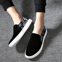 MYCORON 2018 весна/осень мужские повседневные ботинки люксовый бренд Мужские эспадрильи минималистский дизайн слипоны Мужская обувь Herren Schuhe