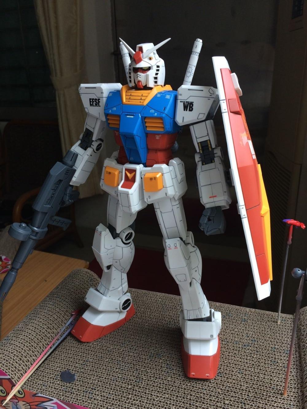 Daban Model 1 48 Fighter Mega Size Rx 78 2 Gundam Dragon Decal Hg Mechanics Dendrobium 13