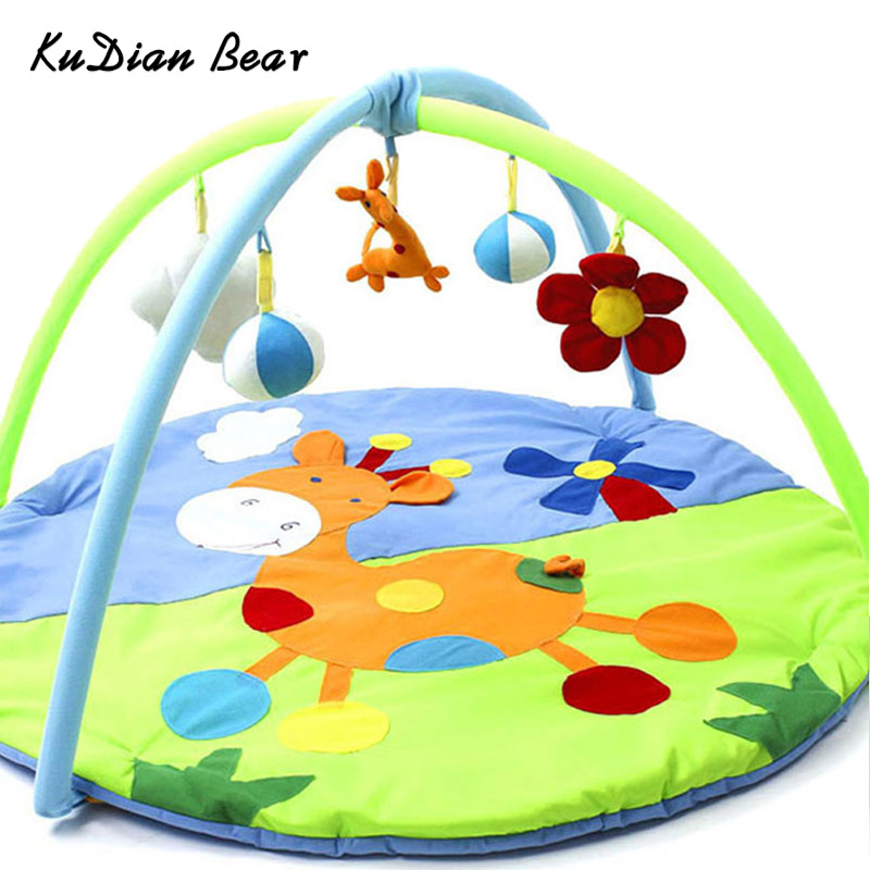 Music Baby Toy Baby Play Mat Tapete Infantil Cotton Crawling Mat Educational Game Play Gym Blanket Toys Puzzle Carpet BYC160 P49