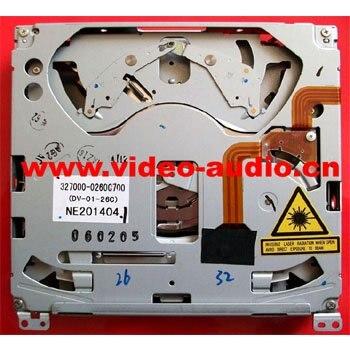 Original DV 01 26C DV 01 11D DV 01 11B DVD navigation mechanism for Mercedes NTG1
