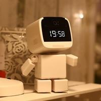 YA YN3 Wireless Robot 960P IP Camera WIFI Clock Network CCTV HD Baby Monitor Remote Control