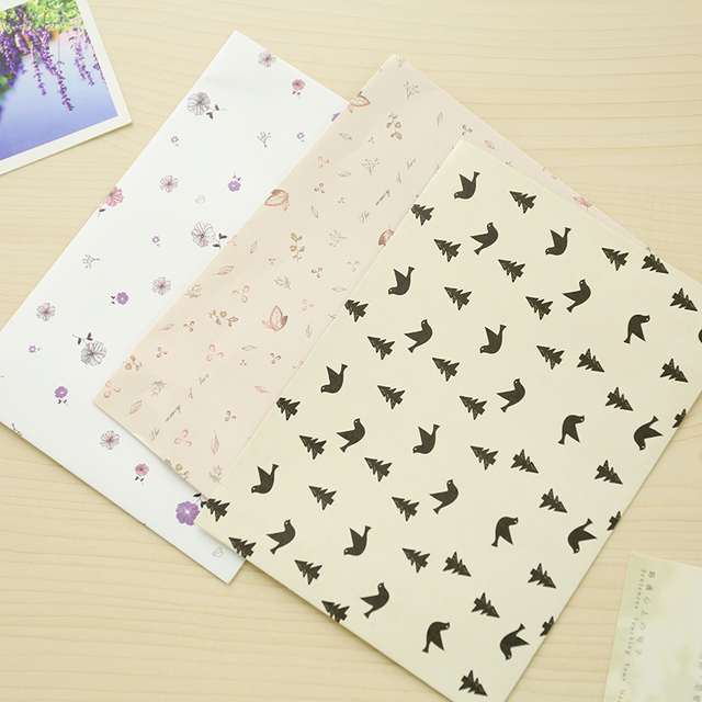 Free shipping 10pcs personalized paper envelope wallet cute design free shipping 10pcs personalized paper envelope wallet cute design envelop envelops for greeting card best prices m4hsunfo