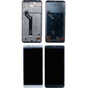 Image 5 - ЖК дисплей для Xiaomi Redmi 5 Plus, ЖК дисплей с рамкой и сенсорным экраном для Redmi 5 Plus, ЖК экран 2160*1080 IPS