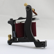 Carbon Steel Tattoo Machine  ,Free for shipping