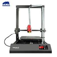 2018 WANHAO главные продукты прямых продаж FDM 3d принтер D9 400 с авто кровать выравнивания большой размер печати