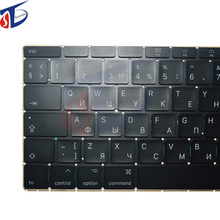 "Brand New RU Russia keyboard for Apple Macbook Pro Retina 12"" A1534 Russian Keyboard 2015 2016 year"