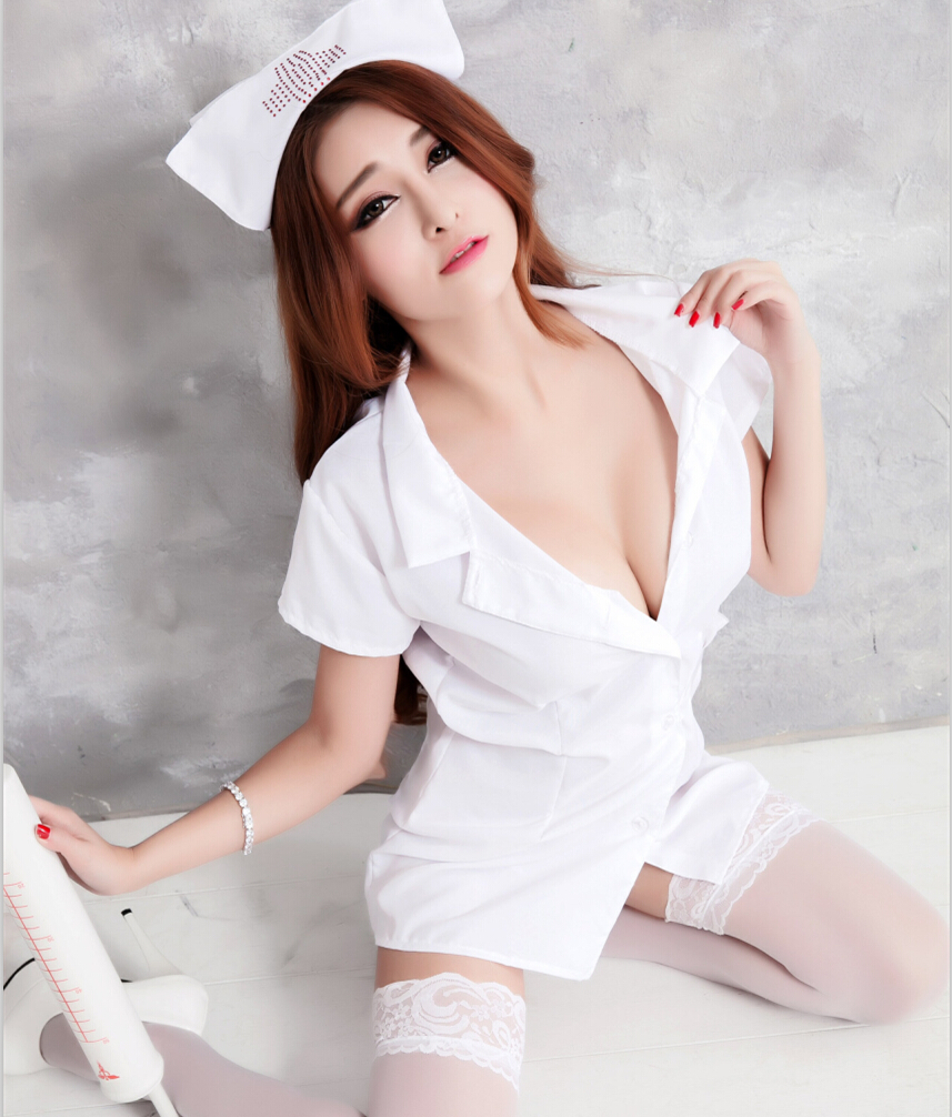 Japanese Teen Sexy Nurse Asian 92