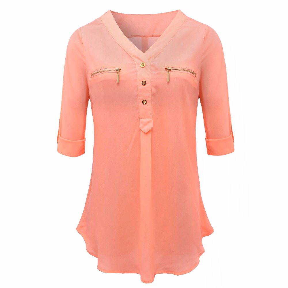 Online buy wholesale pretty blouses from china pretty for Women s broadcloth shirts