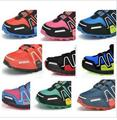 2017 nueva marca niños shoes sport shoes boys and girls sneakers kids running shoes para los niños tamaño: 25-37 chaussure
