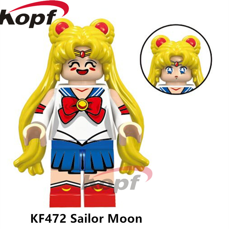 KF473 Single Sale Super Heroes Sailor Moon Series Sailor ...