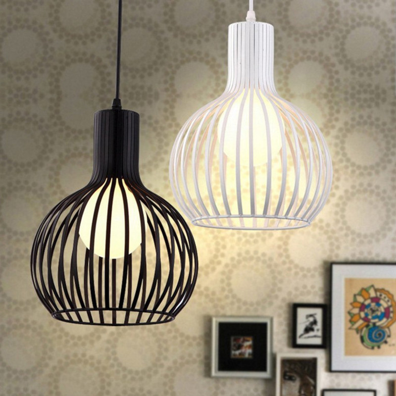 Modern Creative Simple Pendant Lamps Vintage Industrial Style Iron Pendant Lights for Restaurant Bar Cafes Living Room Lights   Modern Creative Simple Pendant Lamps Vintage Industrial Style Iron Pendant Lights for Restaurant Bar Cafes Living Room Lights