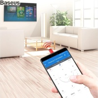 BASEUS Brand Type-C Port IR   Remote   Controller For Samsung Xiaomi   Smart   infrared   Remote     Control   for TV Air-condition DVD STB Fan