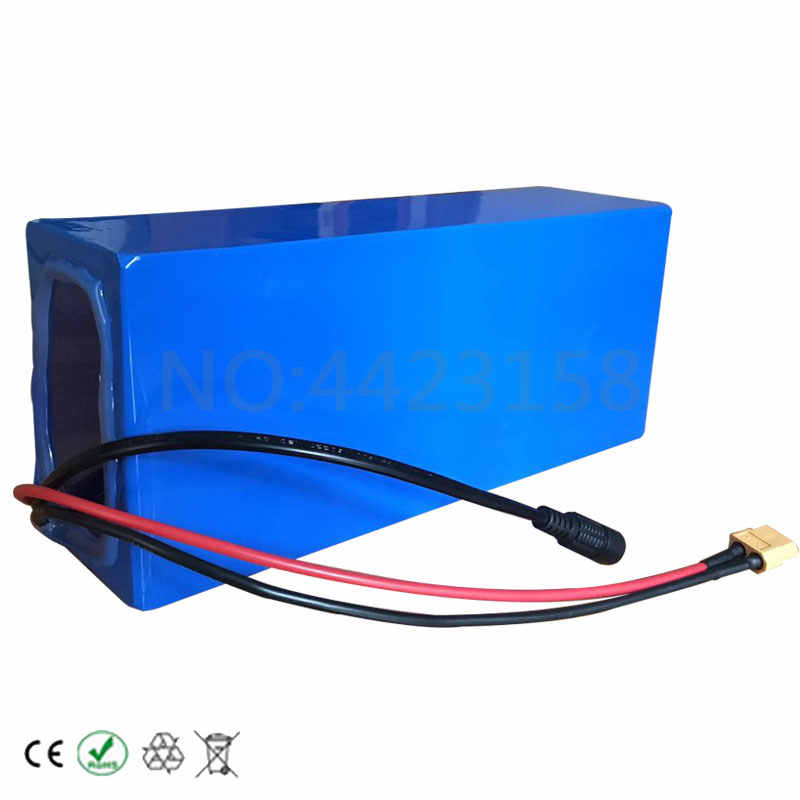Горячие продажи 36 вольт, литиевая батарея 36 V 20AH Электрический велосипед батарея 36 V 20AH 1000 W скутер батарея с 30A BMS 42 V 2A зарядное устройство