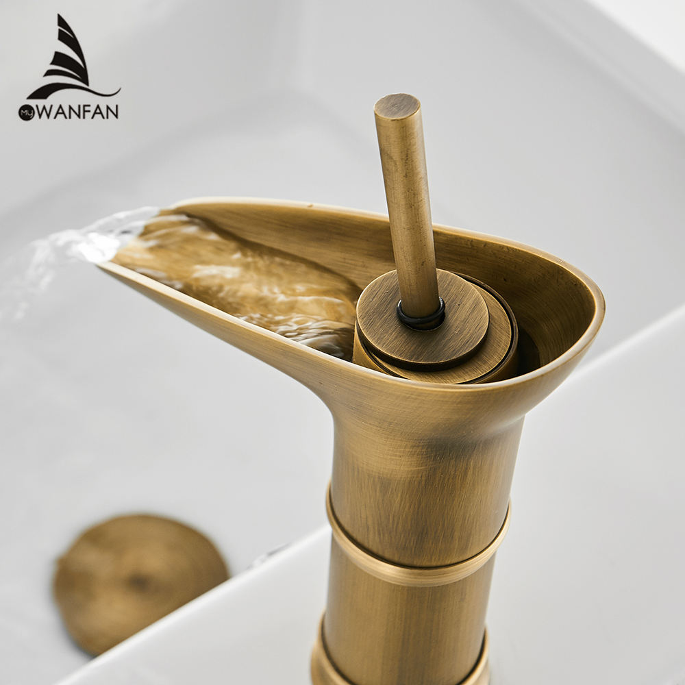 Basin Faucets Waterfall Faucet Basin Mixers Sink Taps Bathroom Faucet Water Tap Rainfall Mixer Torneira Do Anheiro 6088Basin Faucets Waterfall Faucet Basin Mixers Sink Taps Bathroom Faucet Water Tap Rainfall Mixer Torneira Do Anheiro 6088