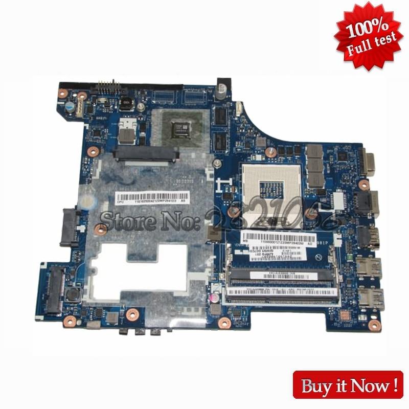 NOKOTION For Lenovo G480 Laptop Motherboard 11S900001 QIWG5_G6_G9 LA-7981P HM77 DDR3 GeForce GT610M Video Card 1GB