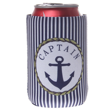 CAPTAIN And FIRST MATE beer coolers