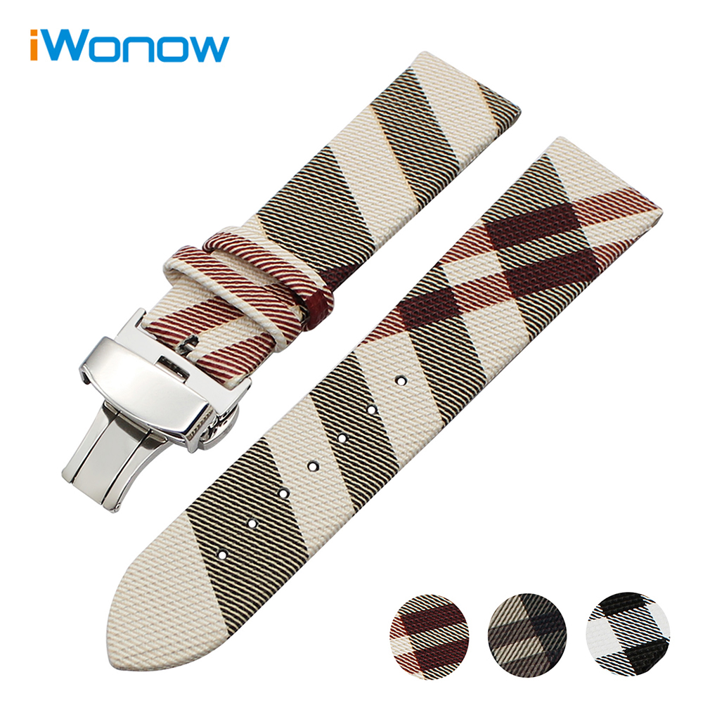 Grid Pattern Leather Watchband +Tool for Pebble Time Round 14mm Women / 20mm Men Watch Band Steel Buckle Strap Wrist Bracelet canvas nylon watchband tool for garmin fenix 5 forerunner 935 fr935 leather watch band sports strap steel buckle bracelet