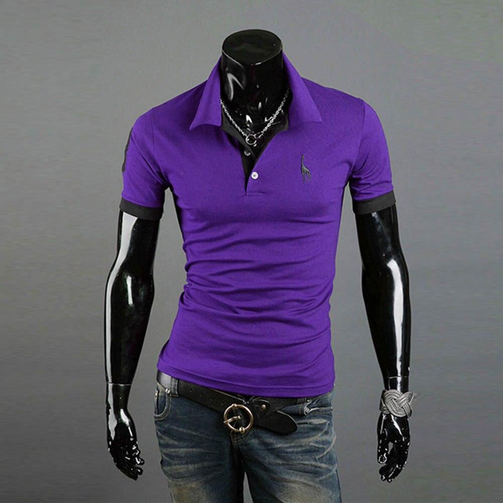 Männer Baumwolle Casual Tops T V Neck Solid Shirts Slim Fit Kurzarm Sommer Stil Heißer Attraktiv Und Langlebig Babykleidung Mädchen
