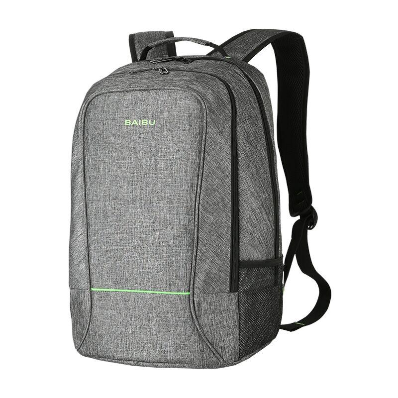 Anti Theft Backpack Men USB Charge 16inch Laptop Backpack Waterproof Fashion Male Mochila Travel Men's Backpack Women School Bag