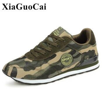 Новая парусиновая обувь мужские кроссовки унисекс для взрослых Мужская теннисная обувь камуфляжная низкая шнуровка плоская повседневная ... >> Mr Muker Store