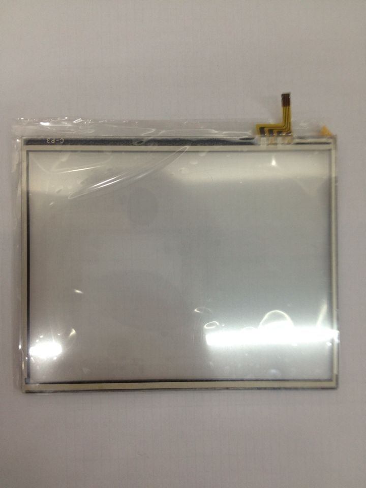 10pcs/lot touch screen replacement for dsixl for dsill game console