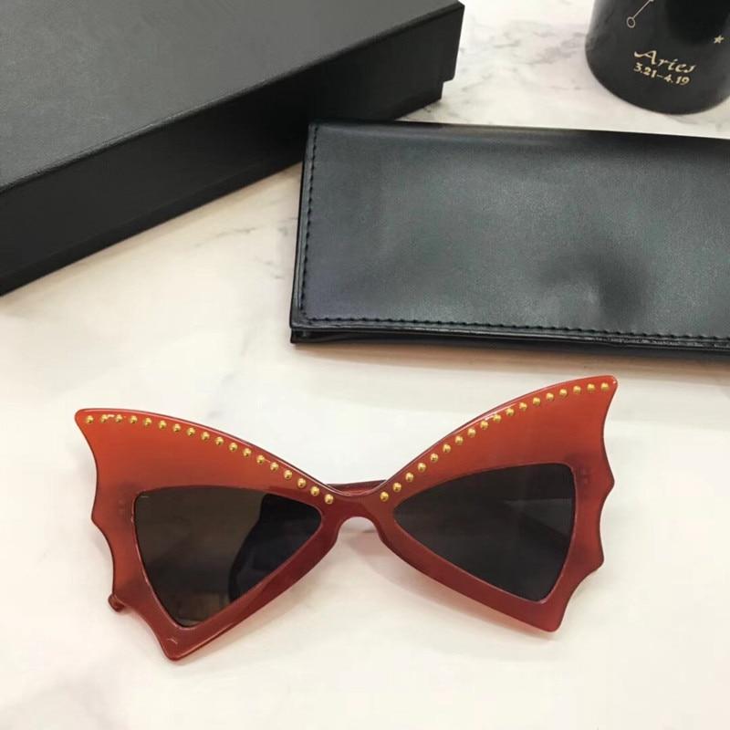WD0618 2018 luxury Runway sunglasses women brand designer sun glasses for women Carter glasses merry s fashion women sunglasses brand designer sun glasses luxury summer sunglasses s 8052