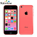 iPhone5c Original Unlocked  iPhone 5C IOS GPS WIFI Dure Core 4.0 Screen 16GB/32GB storage cellphone