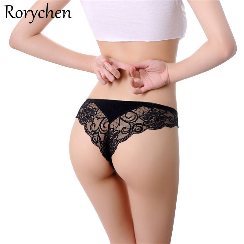 e414cf565827 2016 Summer Sexy G-string For Women Underwear See Through Thongs Lace  Panties Fashion Transparent