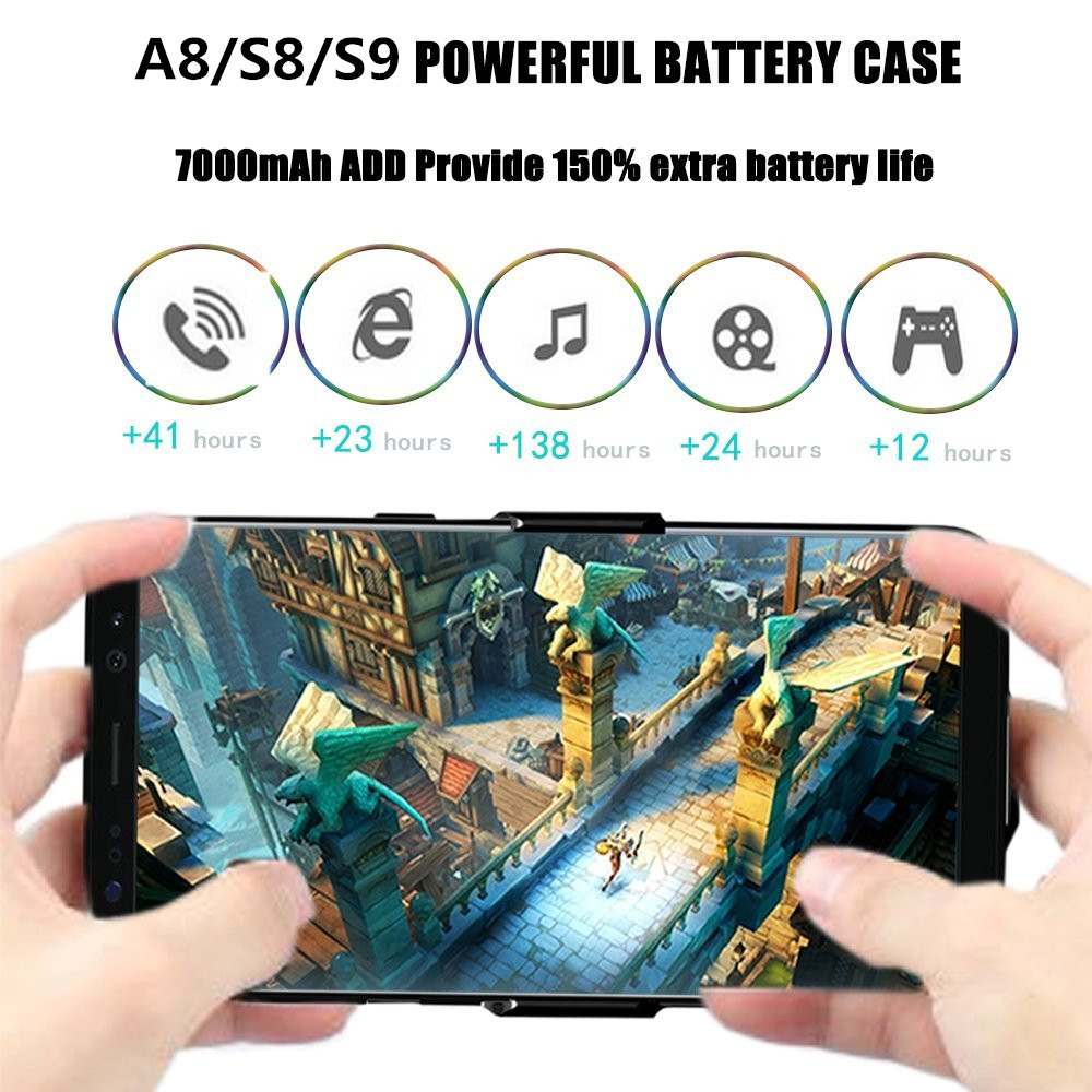 6Countries-drop-ship-For-Samsung-Galaxy-S9-Battery-Case-Charger-Cover-for-S9Plus-Extended-Portable-Power_