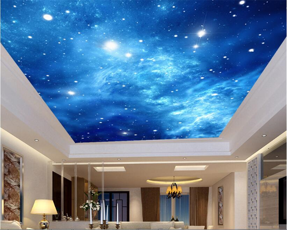 galaxy ceiling my marketing journey. Black Bedroom Furniture Sets. Home Design Ideas